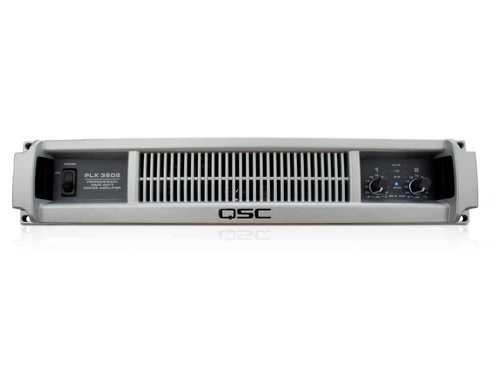 QSC PLX2 Series PLX3602 3.6kW Power Amplifier