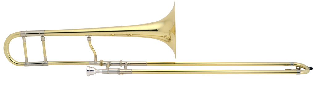 Bach A47 Stradivarius Straight Trombone Outfit