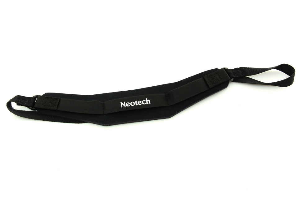 Neotech Soft Saxophone Strap With Swivel Hook XL - Black