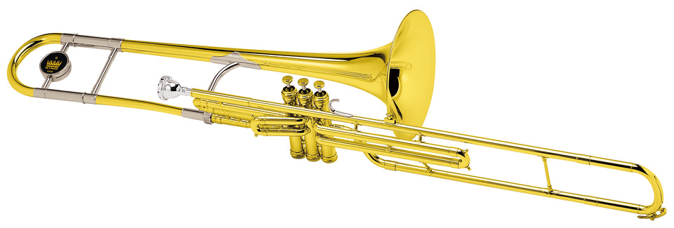 King 2166 Professional Valve Trombone Outfit
