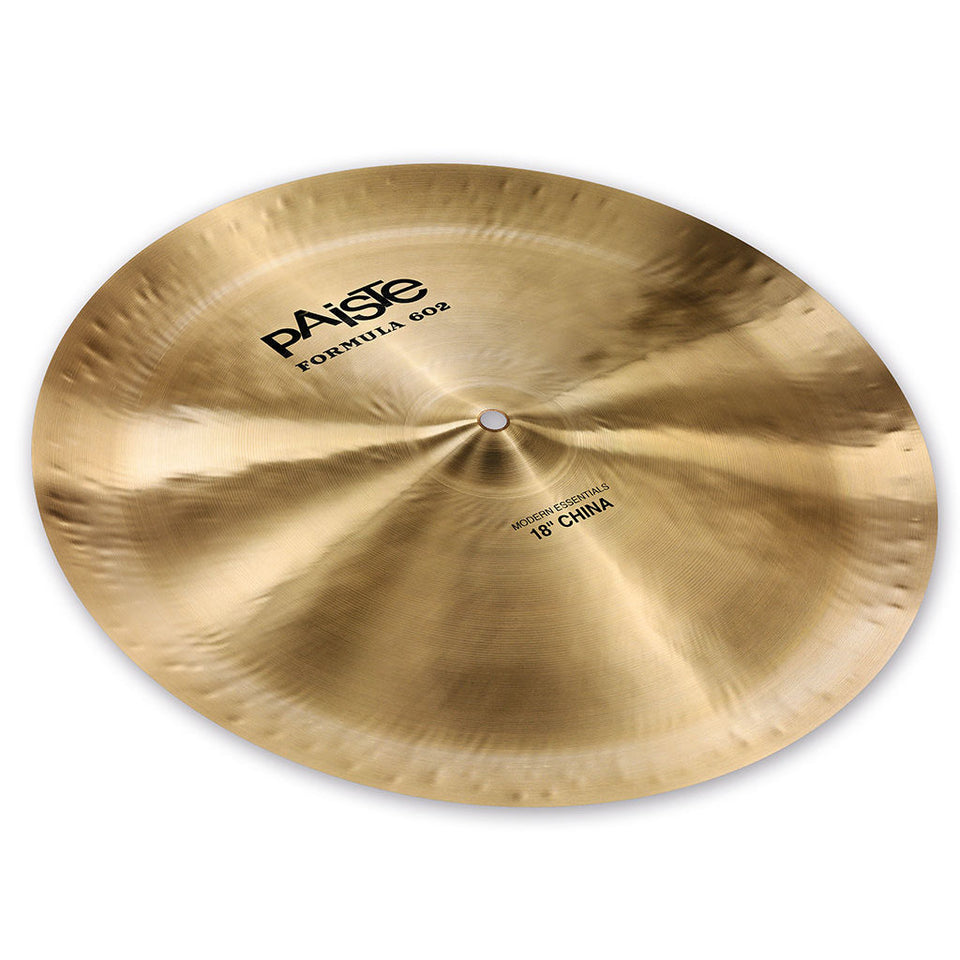 Paiste Formula 602 Modern Essentials China Cymbal
