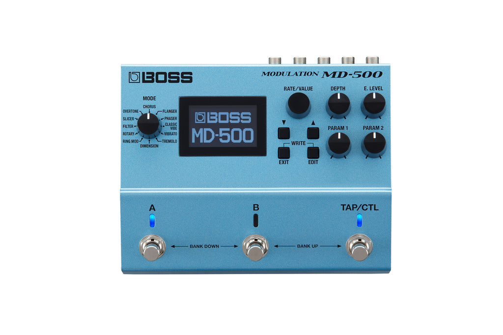 Boss MD-500 Modulation Guitar Effects Unit