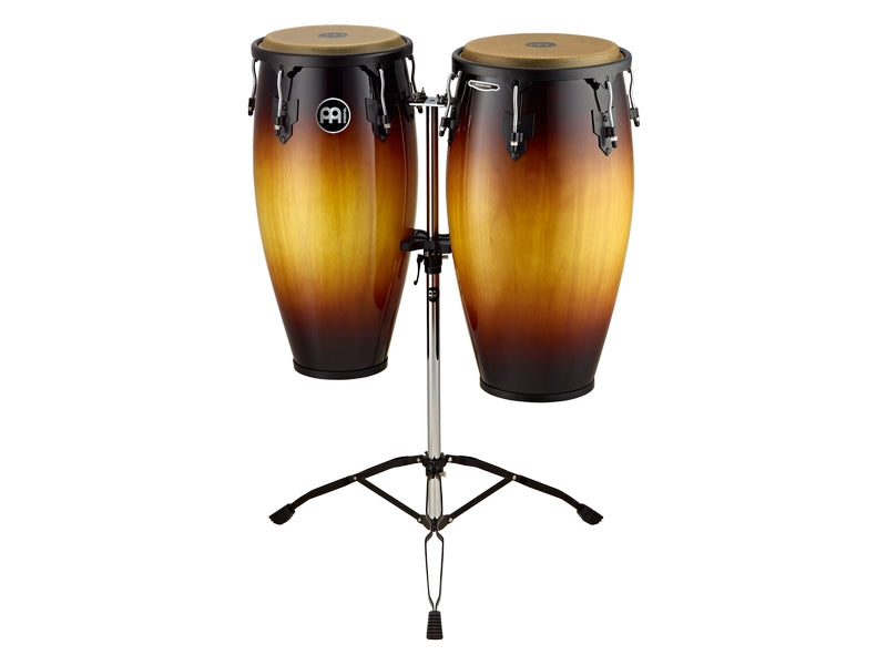 Meinl HC812VSB Headliner Series Conga Set With Stand - Vintage Sunburst