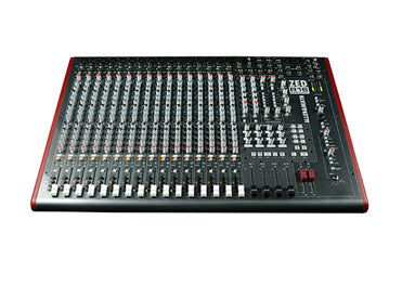 Allen & Heath ZED-R-16 Firewire Recording Mixer