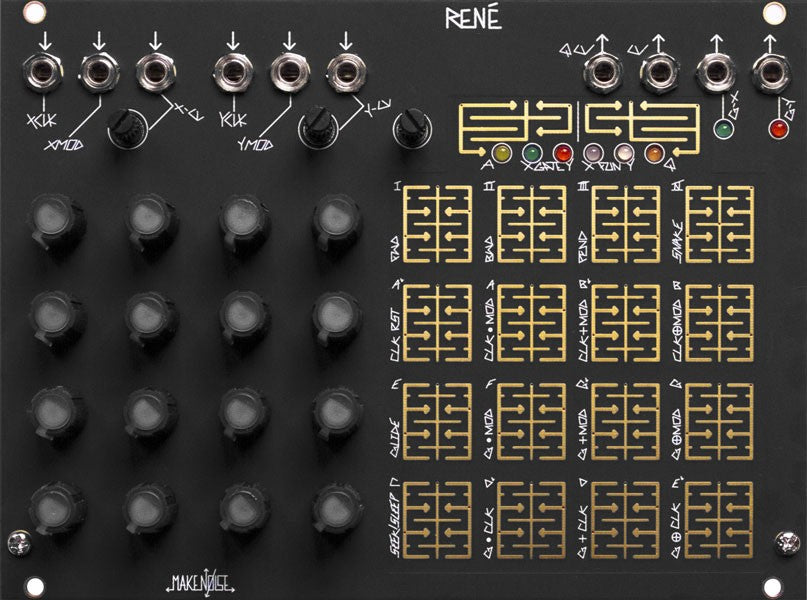 Make Noise Rene Cartesian Sequencer Module