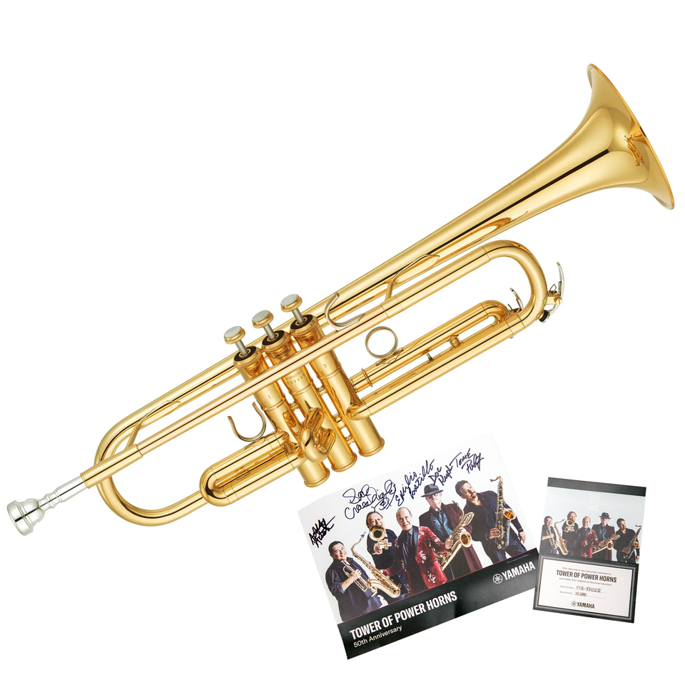 Yamaha YTR-8310Z MkII Tower of Power Hand-Selected Bb Trumpet