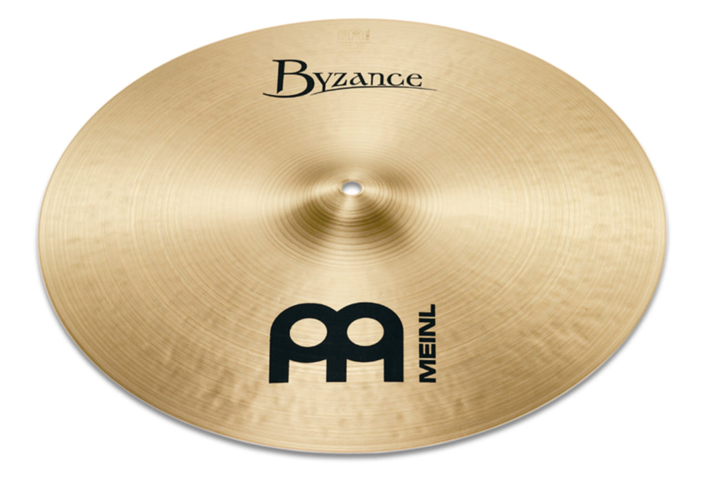 "Meinl 18"" Byzance Traditional Heavy Crash Cymbal"