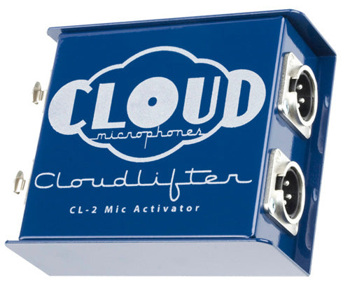 Cloud Microphones Cloudlifter CL-2 In-line Microphone Preamplifier