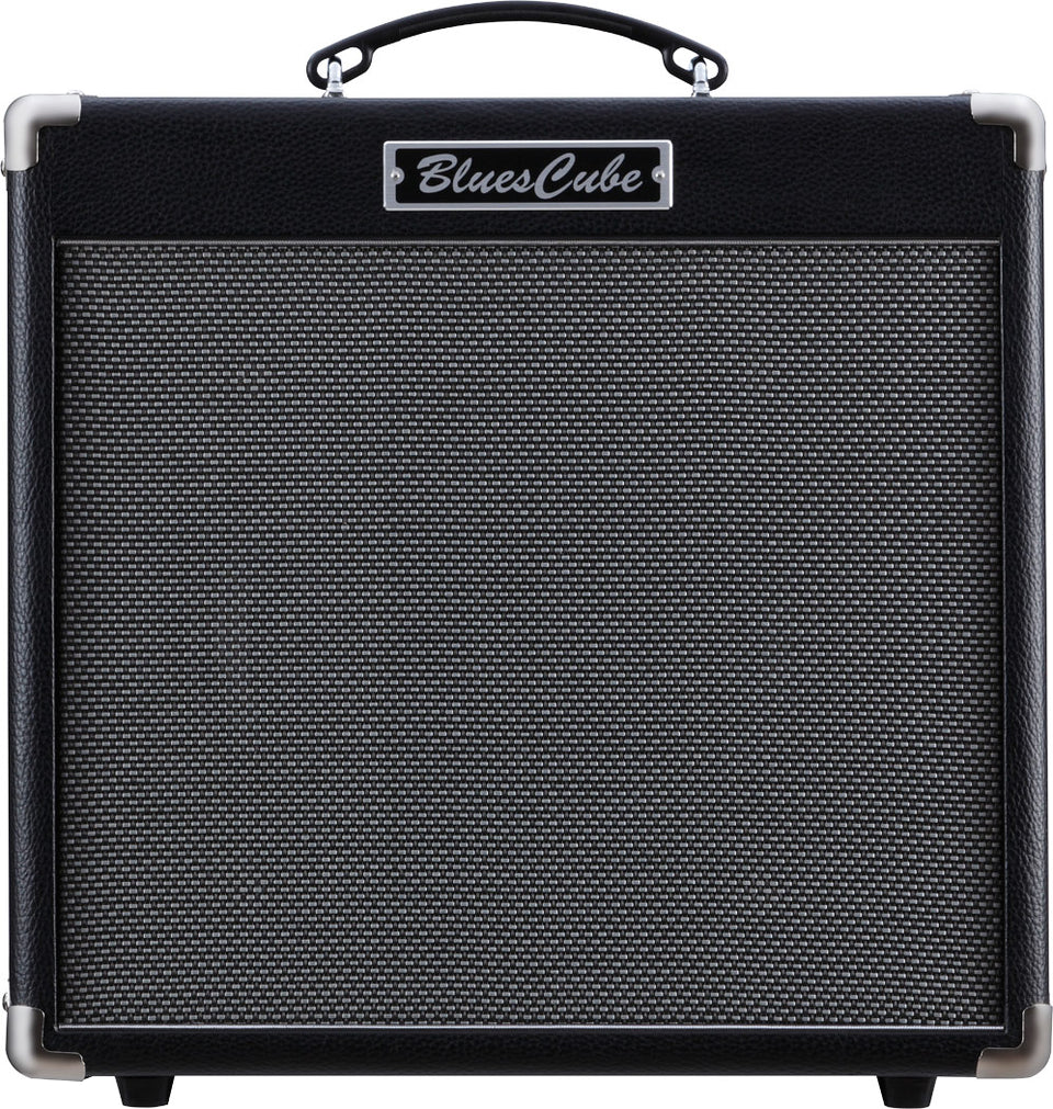 Roland Blues Cube Hot Guitar Combo Amp - Black