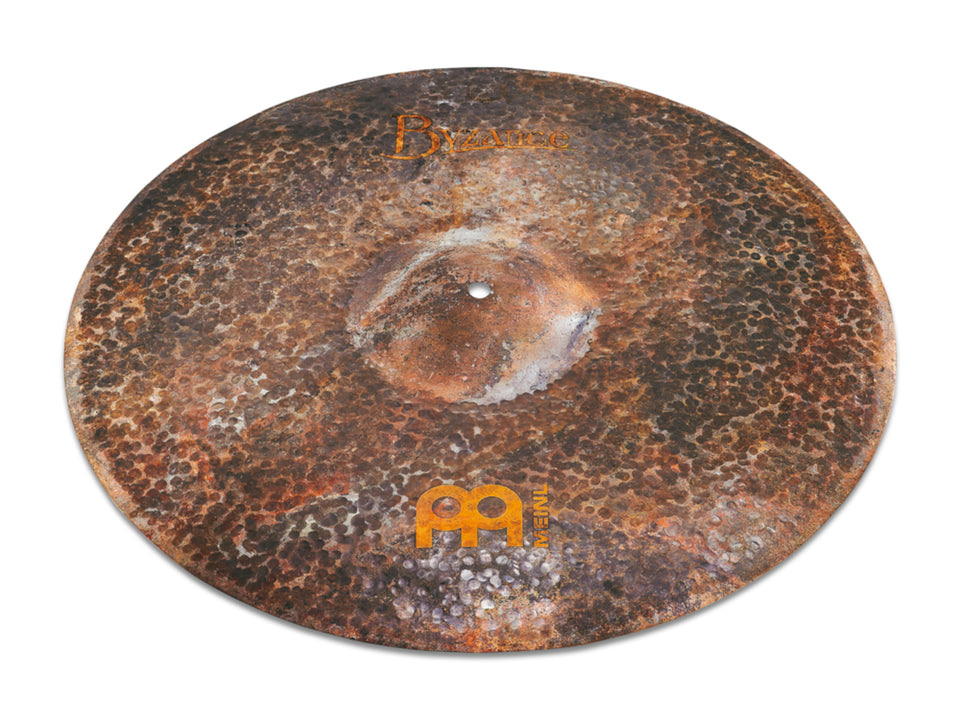 "Meinl 20"" Byzance Extra Dry Thin Ride Cymbal"
