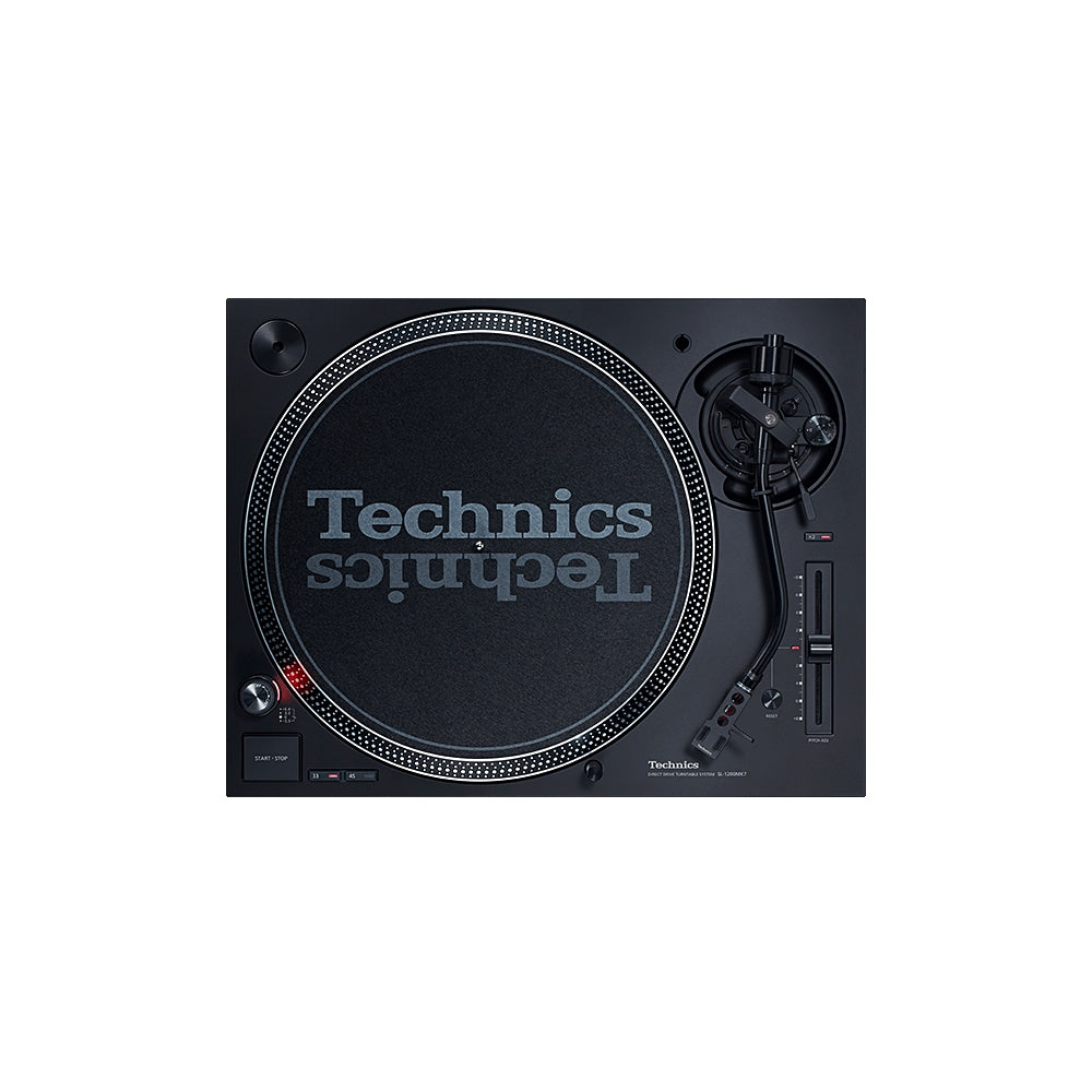 Technics SL-1200MK7 Professional Direct-Drive DJ Turntable