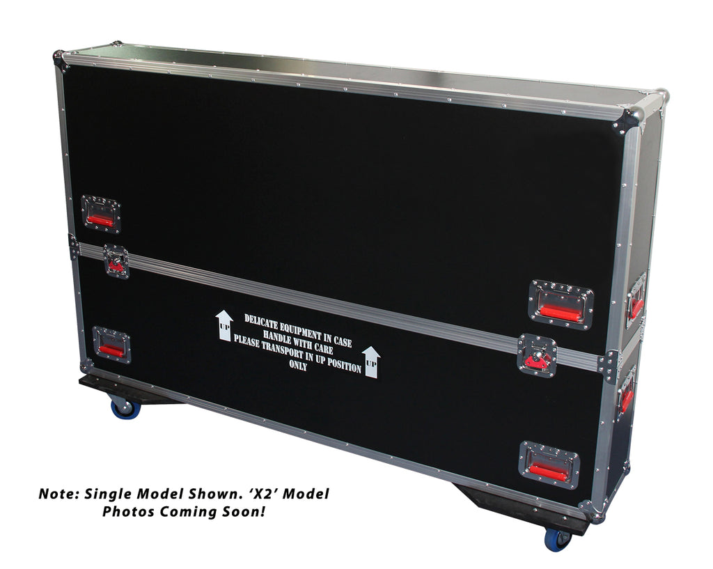 Gator G-TOURLCDV2-6065-X2 G-Tour Case