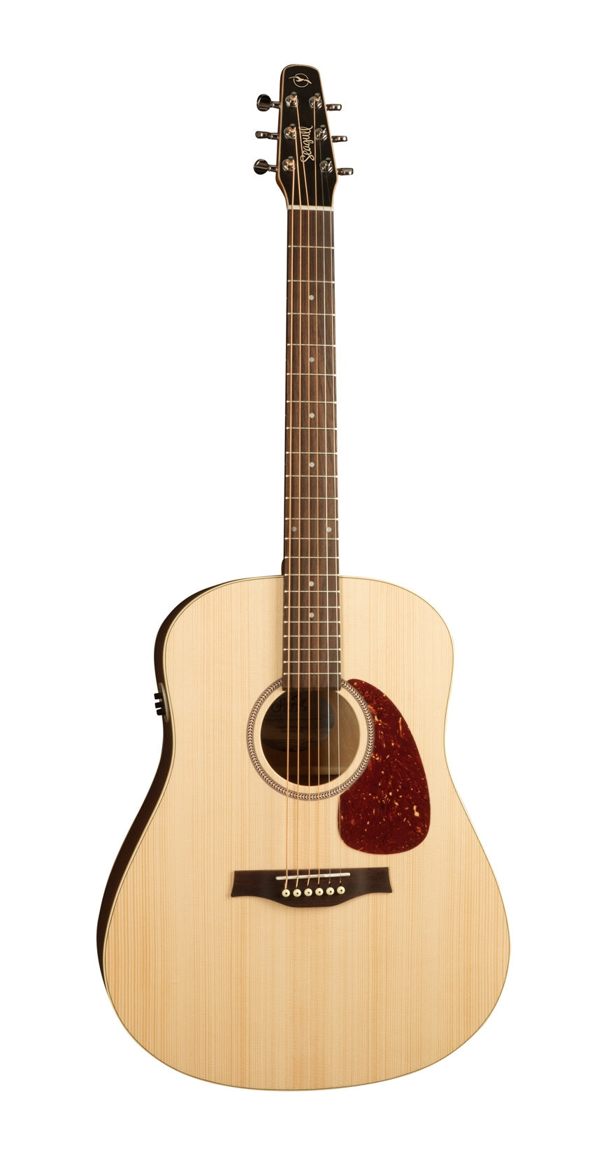 Seagull Coastline S6 Spruce QIT Acoustic Electric Guitar