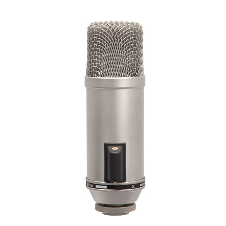Rode Broadcaster End-Address Broadcast Condenser Microphone