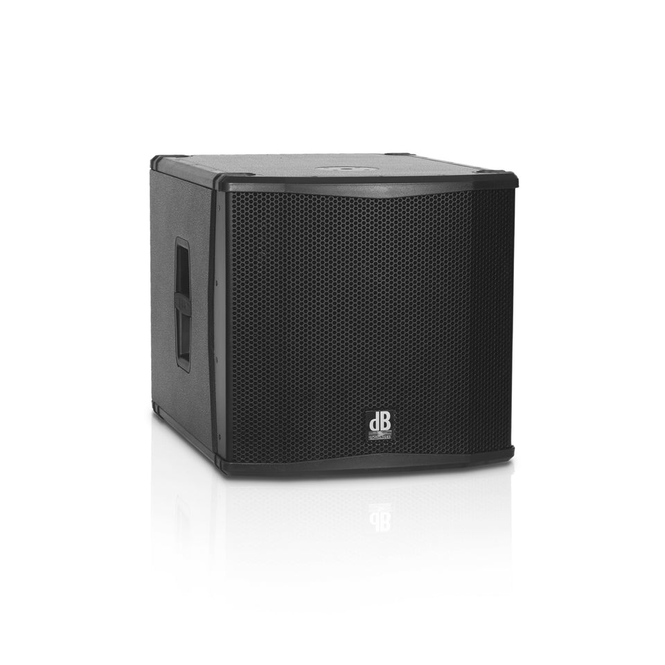 "dB Technologies SUB 15H 15"" Powered Subwoofer"