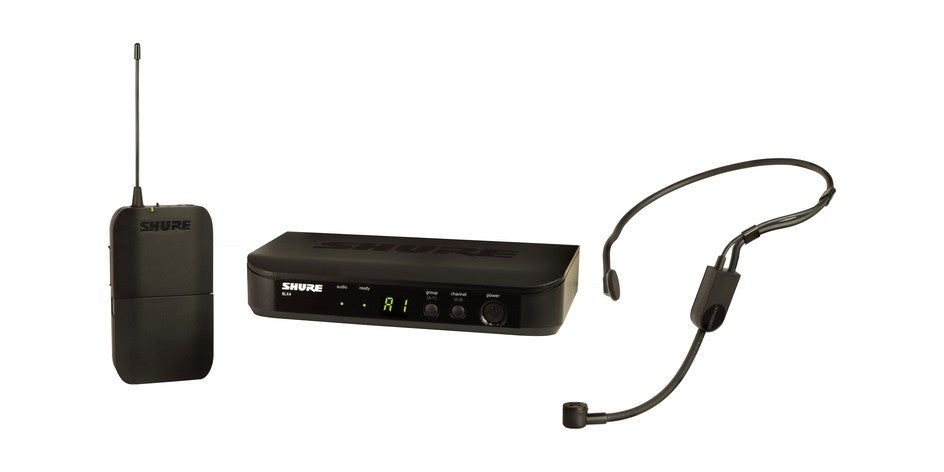 Shure BLX14/P31-H9 Headworn Wireless System