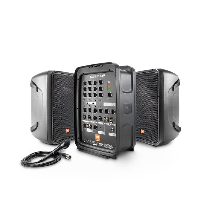 JBL EON208P All-In-One Portable PA System