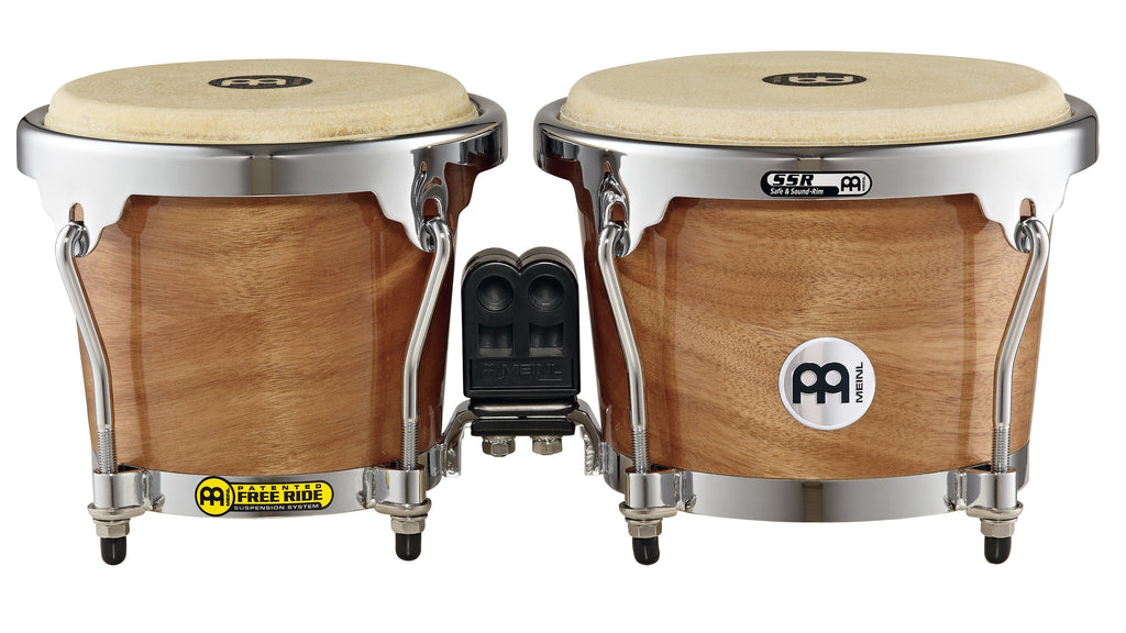 Meinl MB400CHE RAPC (Radial Ply Construction) Bongos - Cherry