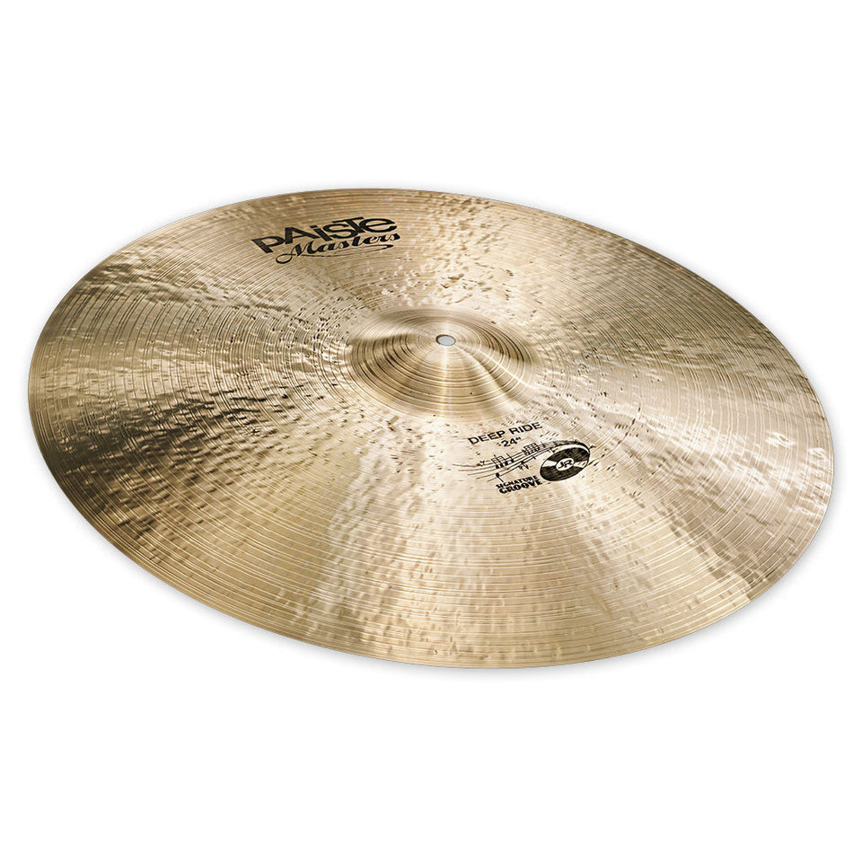 "Paiste 24"" Masters Deep Ride Cymbal"