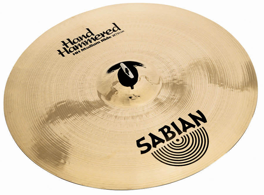 "Sabian 20"" HH Medium Ride Cymbal"