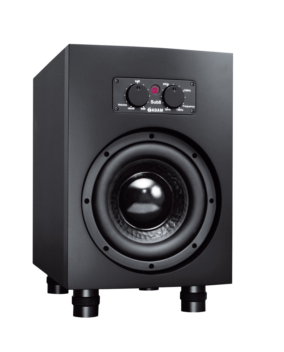 Adam Audio Sub8 Powered Subwoofer