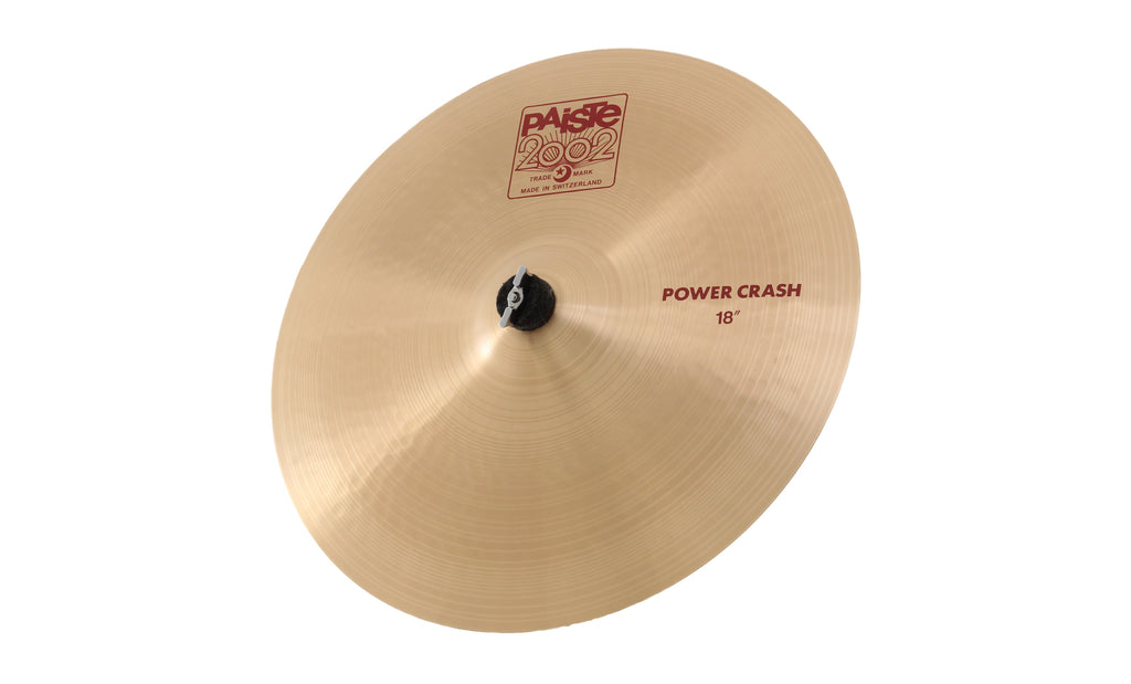 Paiste 2002 Power Crash Cymbal