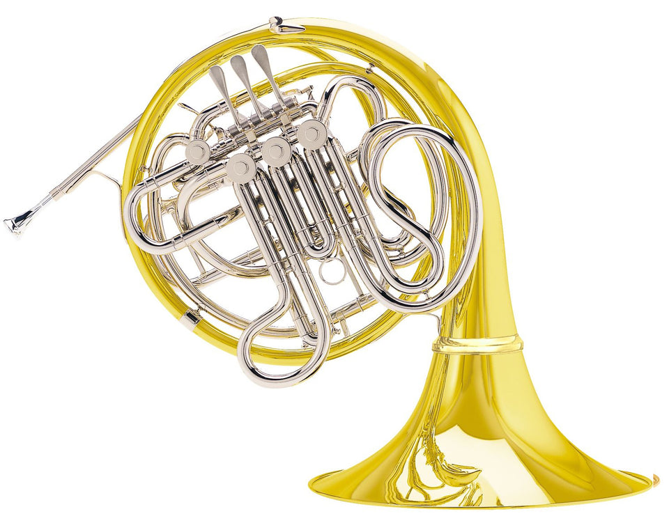 Conn 8DYS C.G. Double French Horn Outfit