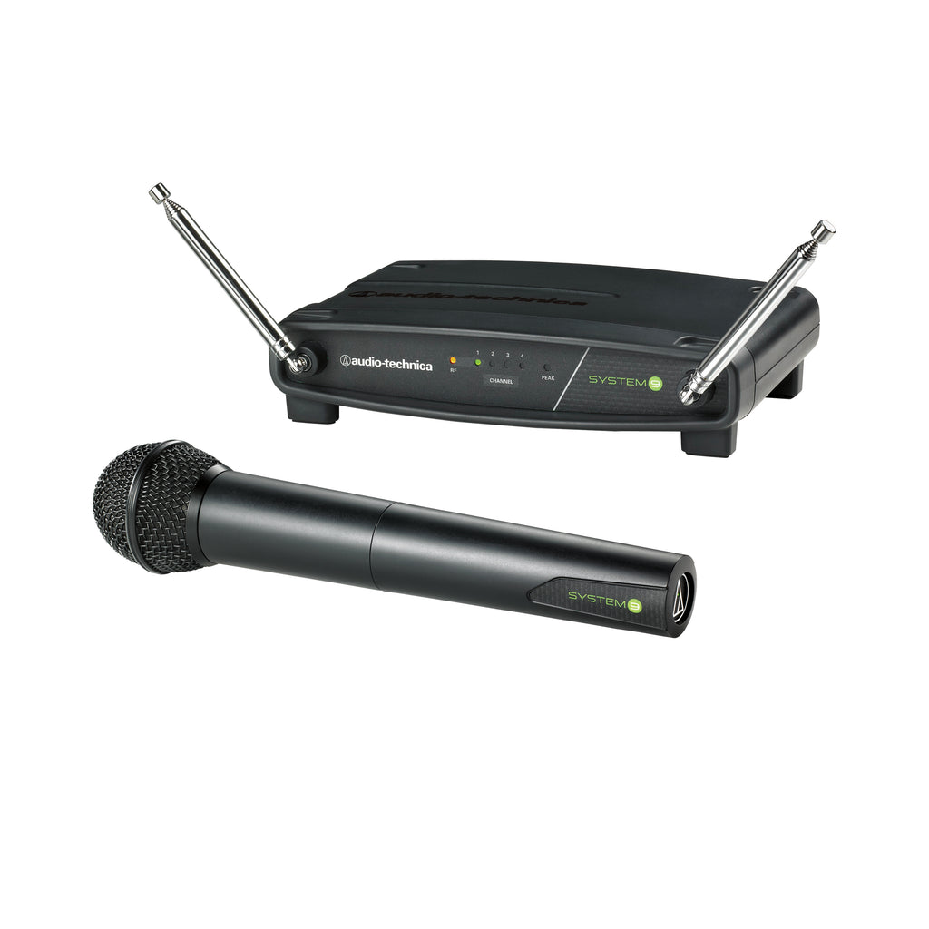 Audio-Technica ATW-902 VHF Handheld Wireless System