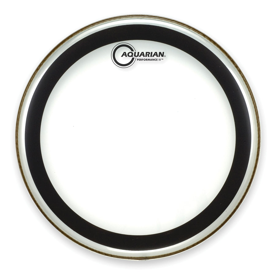 "Aquarian 22"" Performance 2 Bass Drum Head"