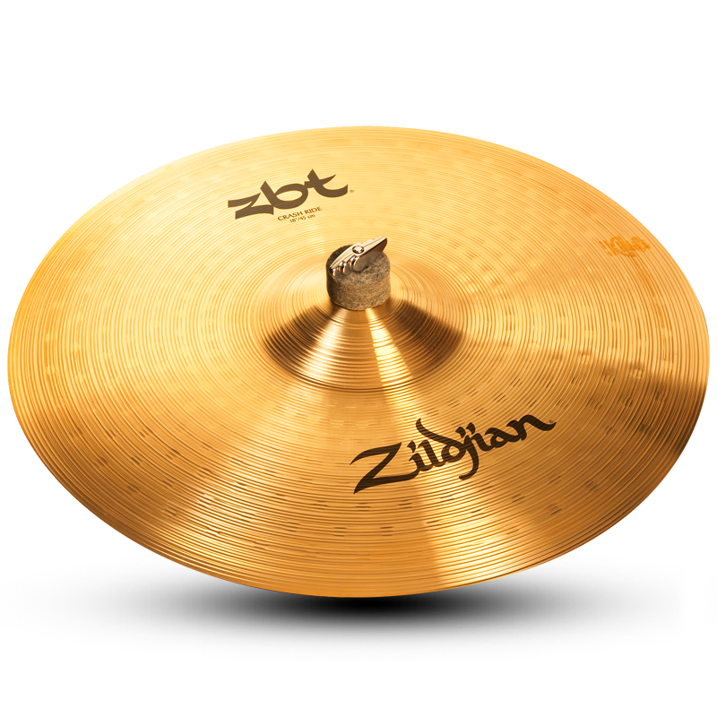 "Zildjian 18"" ZBT Crash Ride Cymbal"