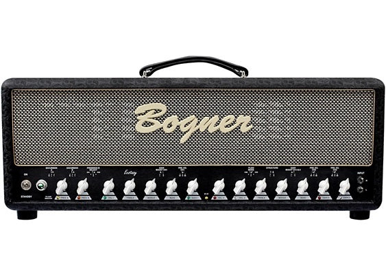 Bogner Ecstasy EL34 100W Guitar Amplifier Head
