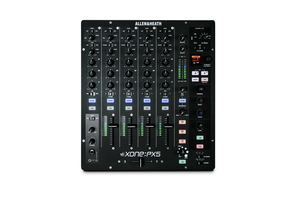 Allen & Heath XONE:PX5 DJ Performance Mixer
