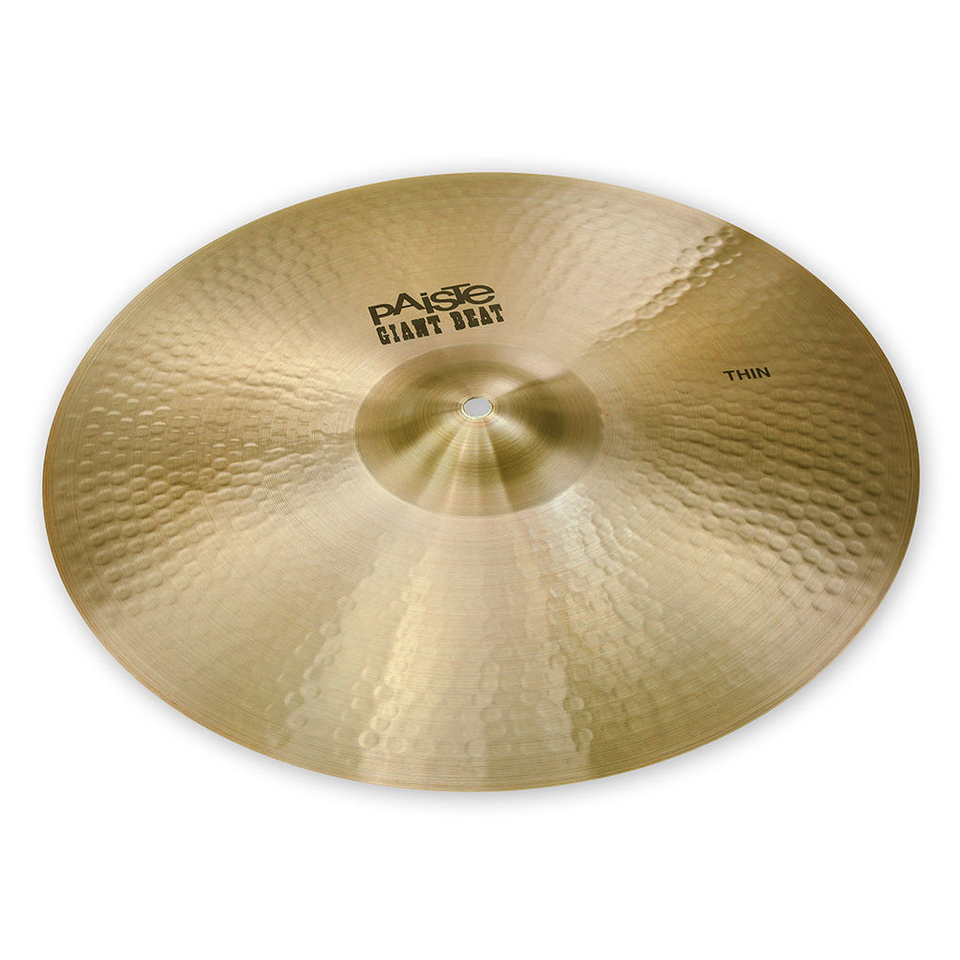 Paiste Giant Beat Thin Cymbal