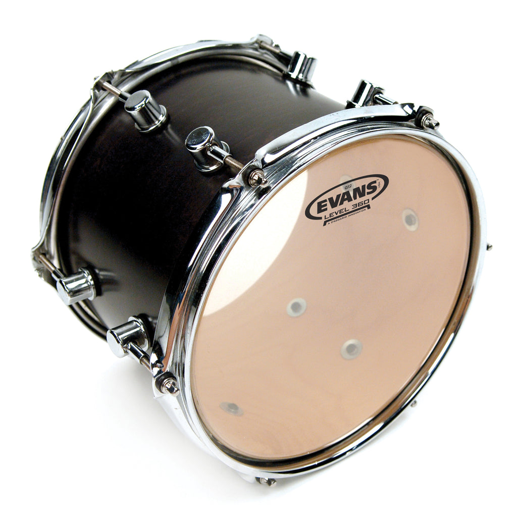 "Evans 6"" G12 Clear Drum Head"