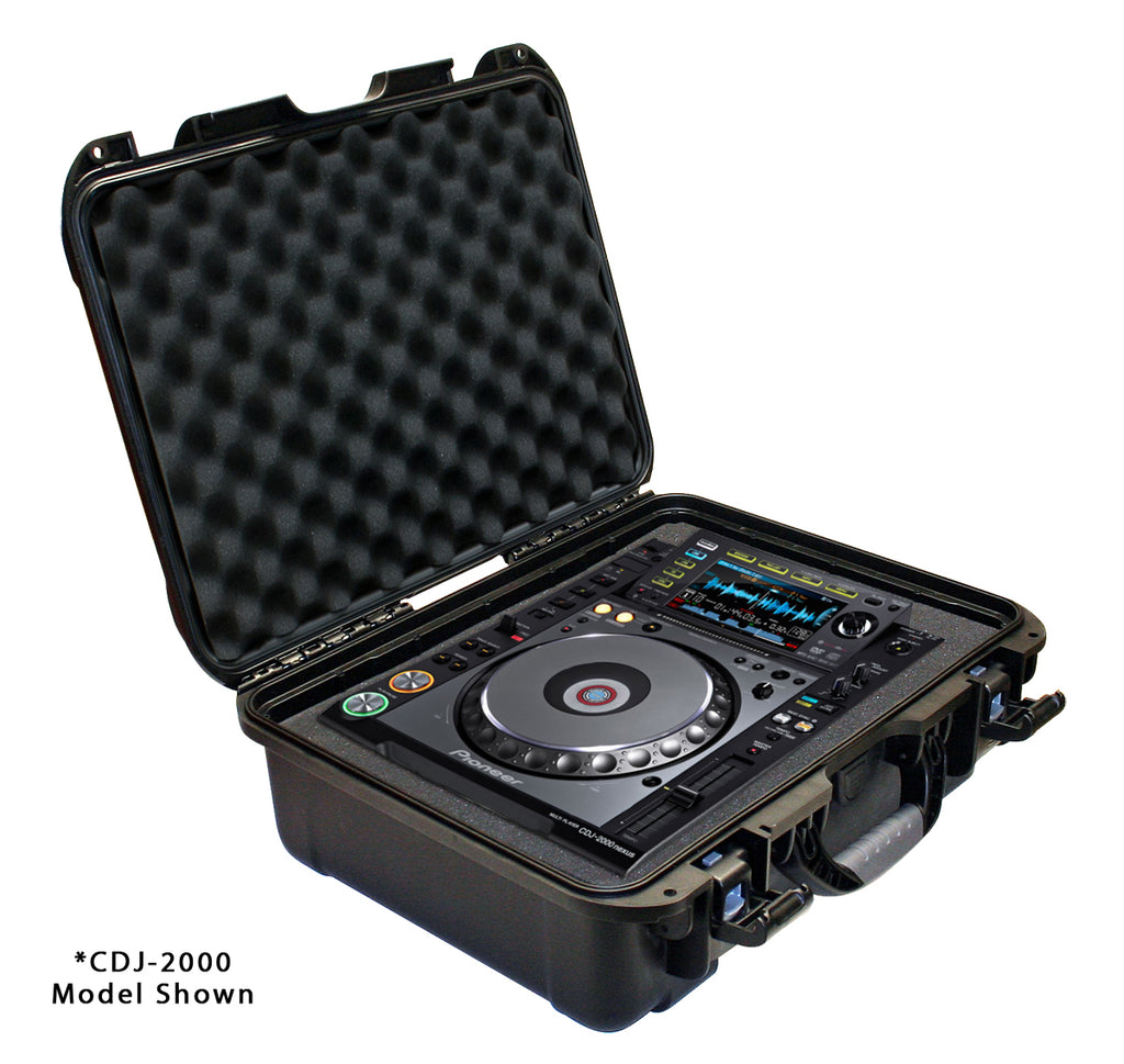 Gator GMIX-STAGESCAPE-WP Black Waterproof Injection Molded Case For Line 6 Stagescape Mixing Console