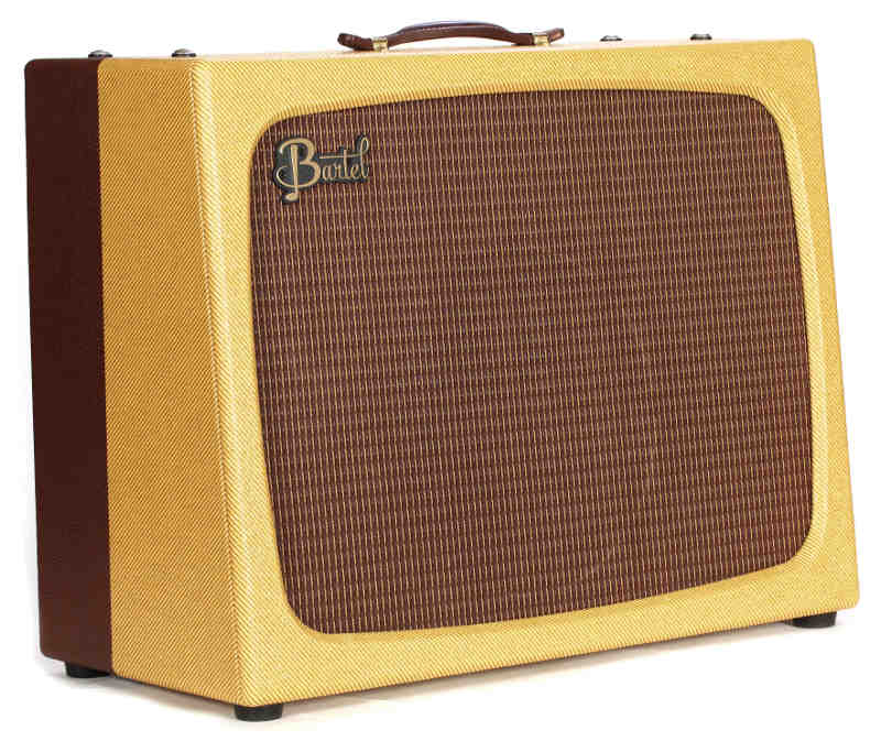 Bartel Amplifiers Roseland 45W 1x12 Combo Guitar Amp