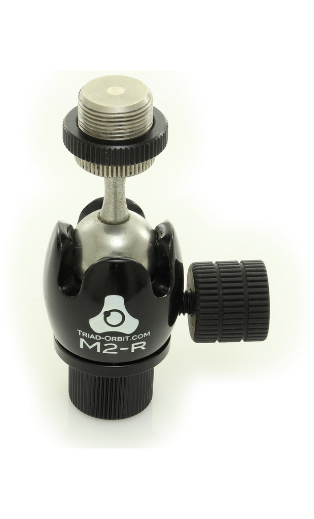 Triad-Orbit M2-R Retrofittable Short Stem Mic Adaptor