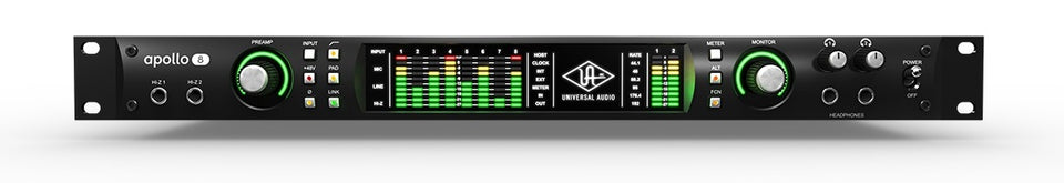 Universal Audio Apollo 8 DUO Thunderbolt Audio Interface