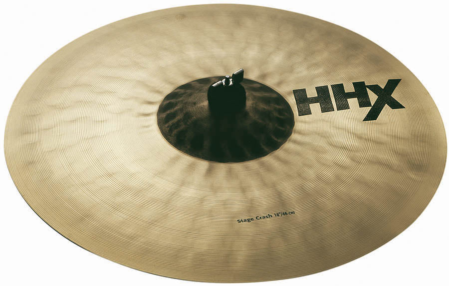 Sabian HHX Stage Crash Cymbal