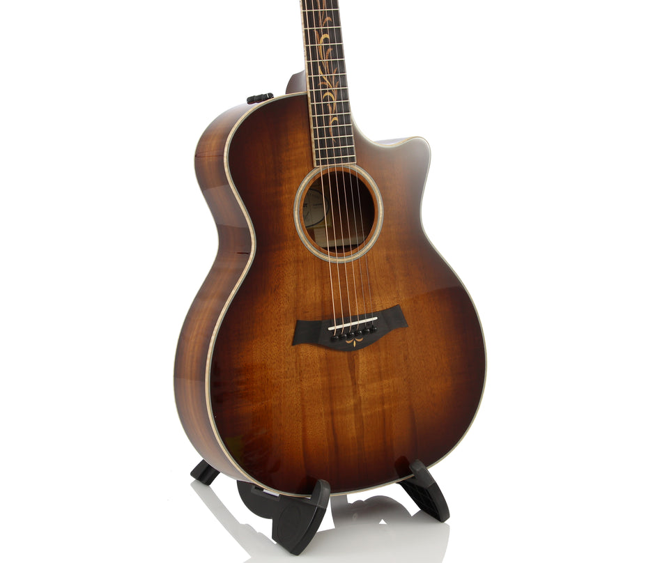 Taylor K24ce LTD Acoustic Electric Guitar- Shaded Edgeburst