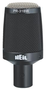 Heil PR31BW Short Body Large Diaphragm Dynamic Mic
