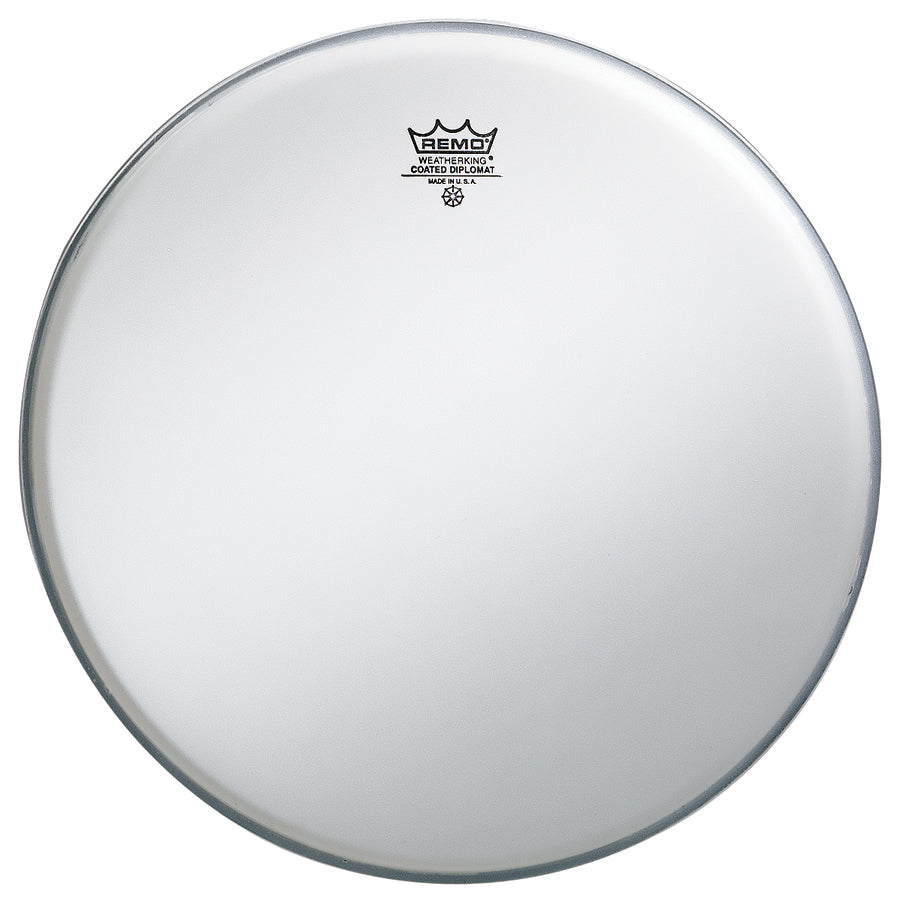 "Remo 6"" Coated Diplomat Drum Head"