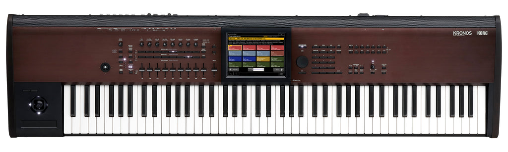 Korg KRONOS LS 88 Key Music Workstation