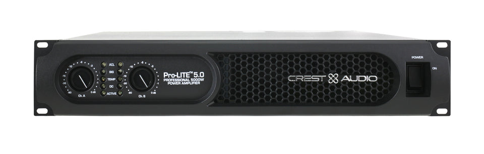 Crest Audio Pro-LITE 5.0 Amplifier