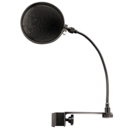 MXL PF-001 Universal Black Nylon Pop Filter