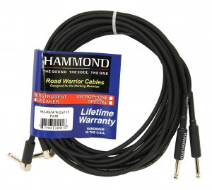 Hammond 15 Foot Instrument Cable