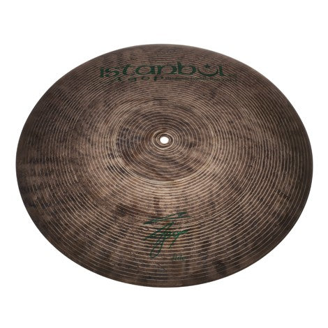 "Istanbul Agop 20"" Agop Signature Flat Ride Cymbal"