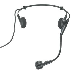 Audio-Technica PRO 8HEcW Hypercardioid Dynamic Headworn Microphone for A-T UniPak Wireless Transmitters