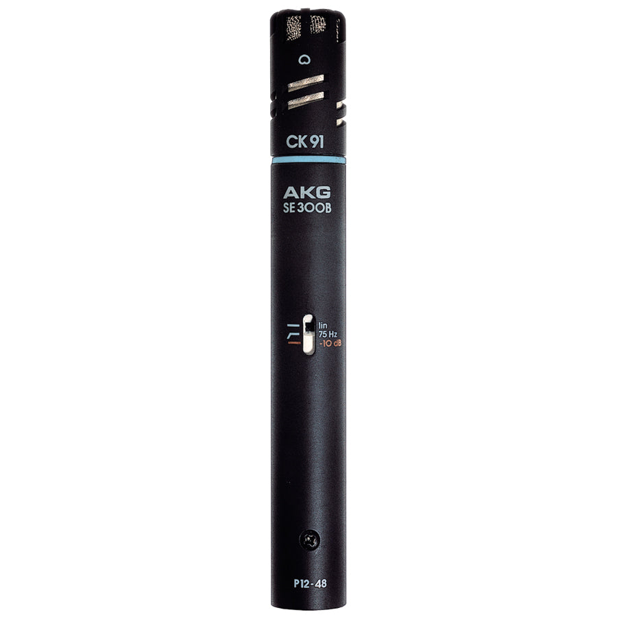 AKG C391B High-Performance Small-Diaphragm Condenser Microphone