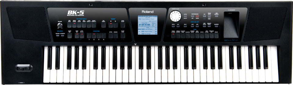 Roland BK-5 61 Key Backing Keyboard